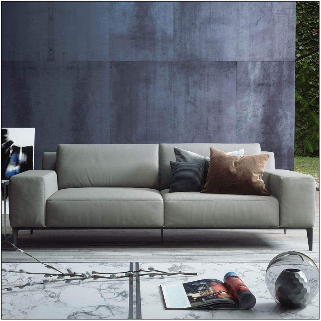 Gray Modern Living Room Furniture