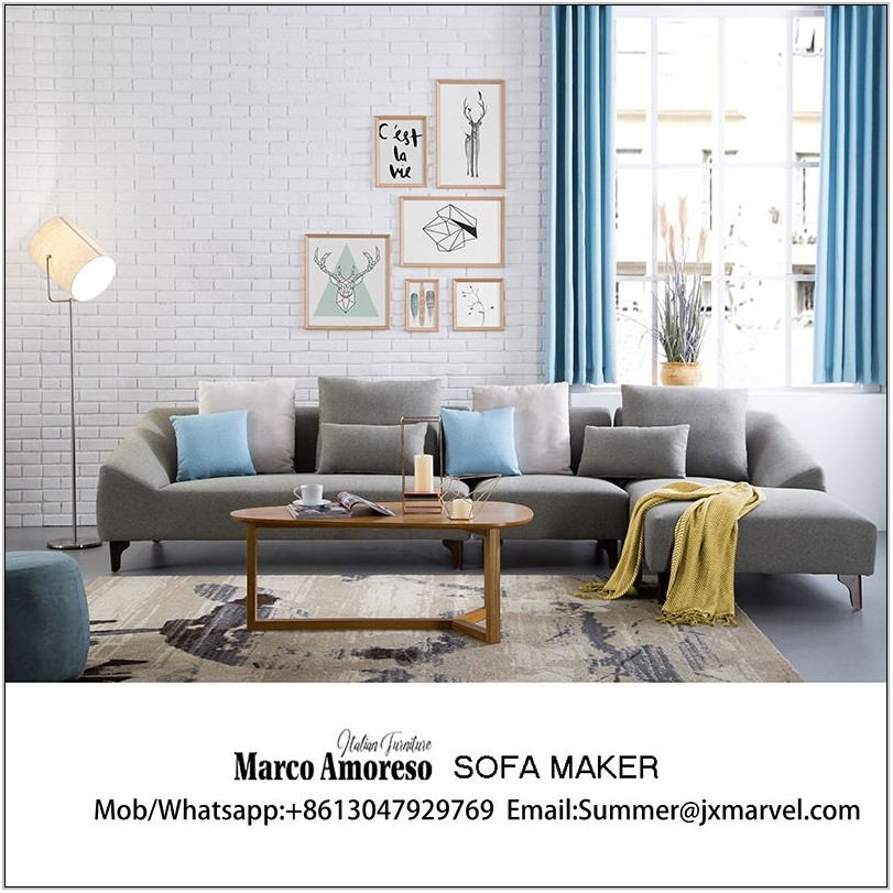 Gray Sectional Living Room Sets