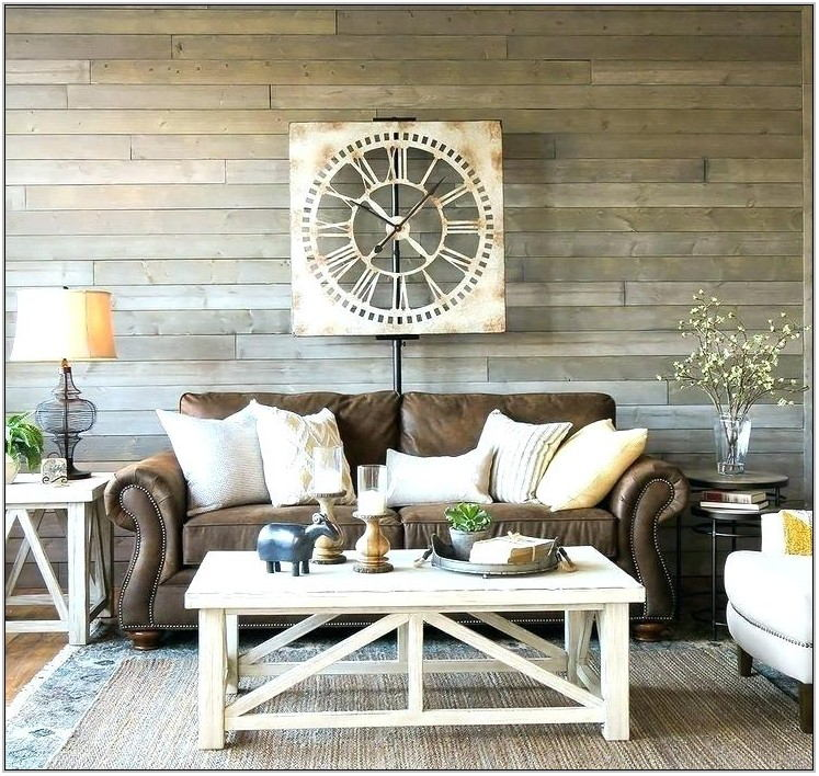Gray Wood Living Room Furniture