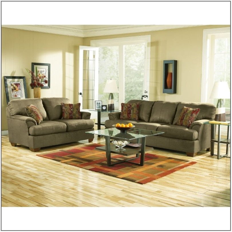 Green Living Room Couch