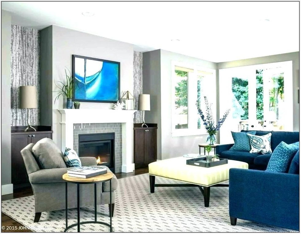 Grey Color For Living Room Walls