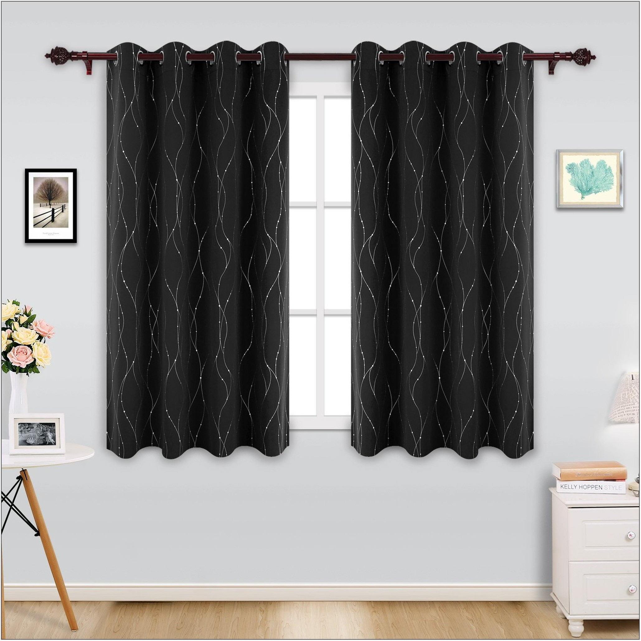 Grommet Living Room Curtains