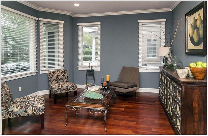 Hardwood Living Room Ideas