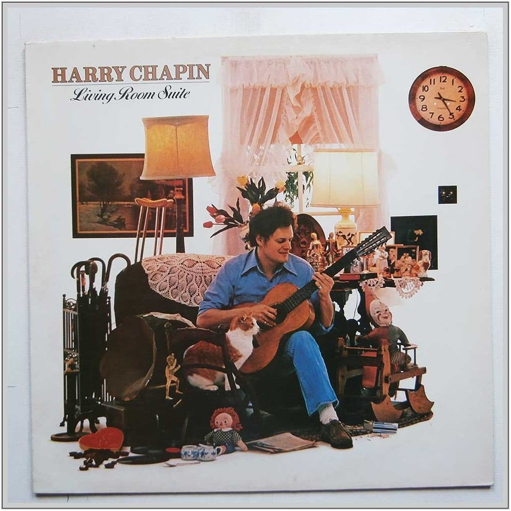 Harry Chapin Living Room Suite