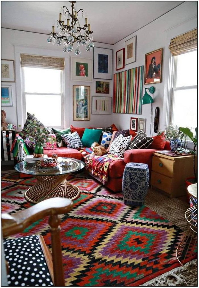Hippie Living Room Furniture