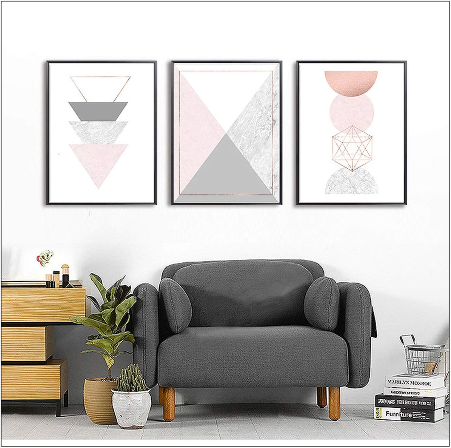 Home Decor Living Room Wall