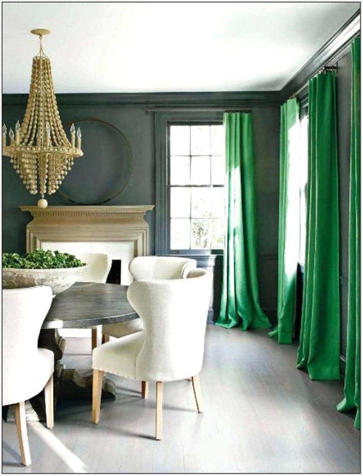 Hunter Green Living Room Set