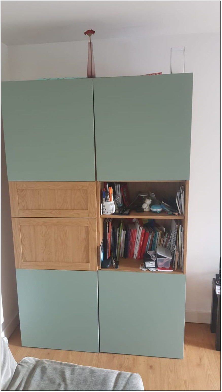 Ikea Besta Living Room Storage
