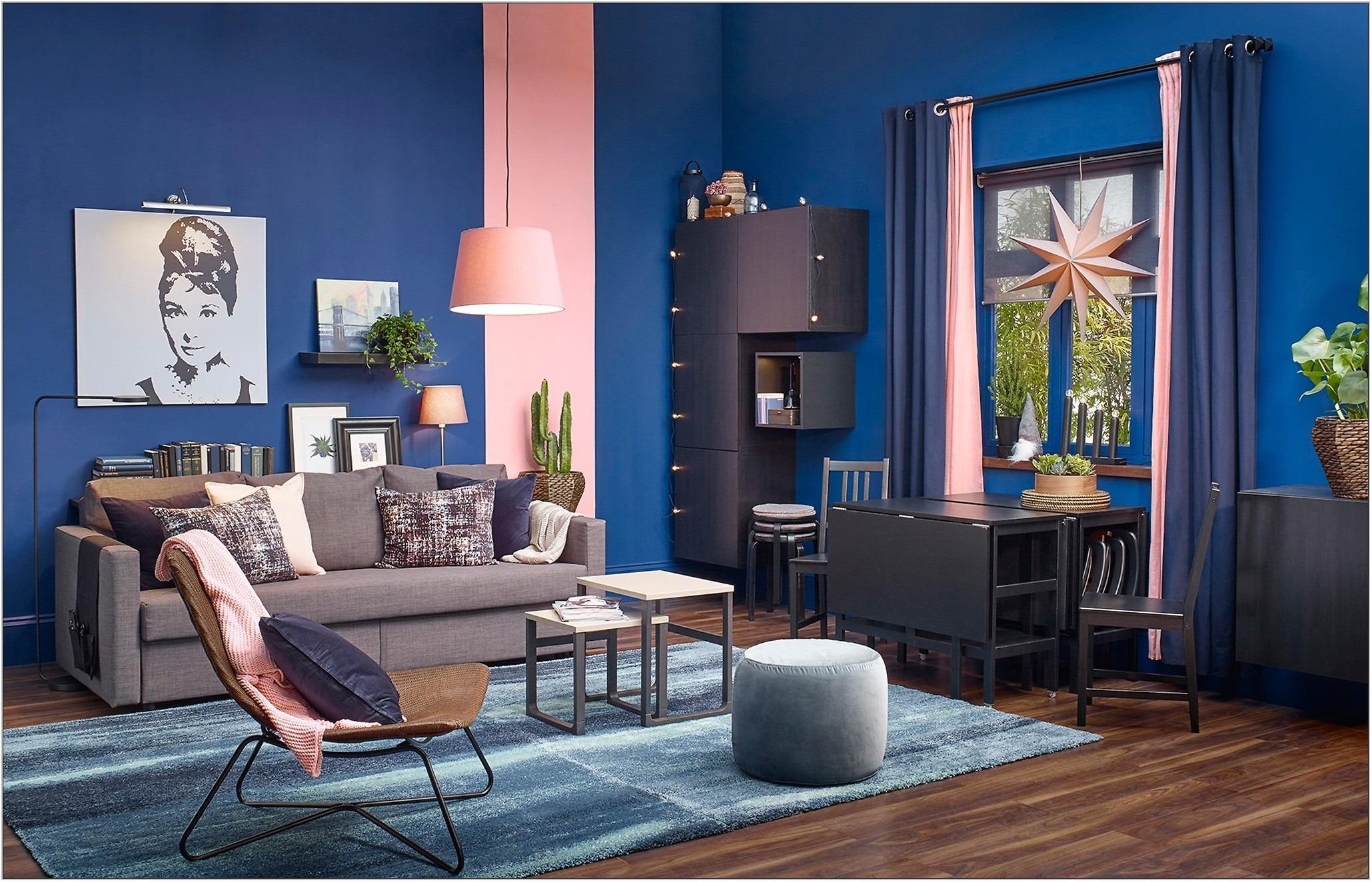 Ikea Living Room On A Budget