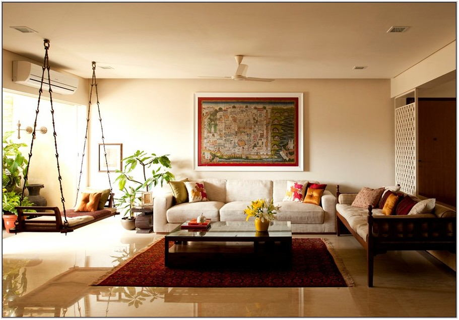 Indian Interior Design Ideas Living Room