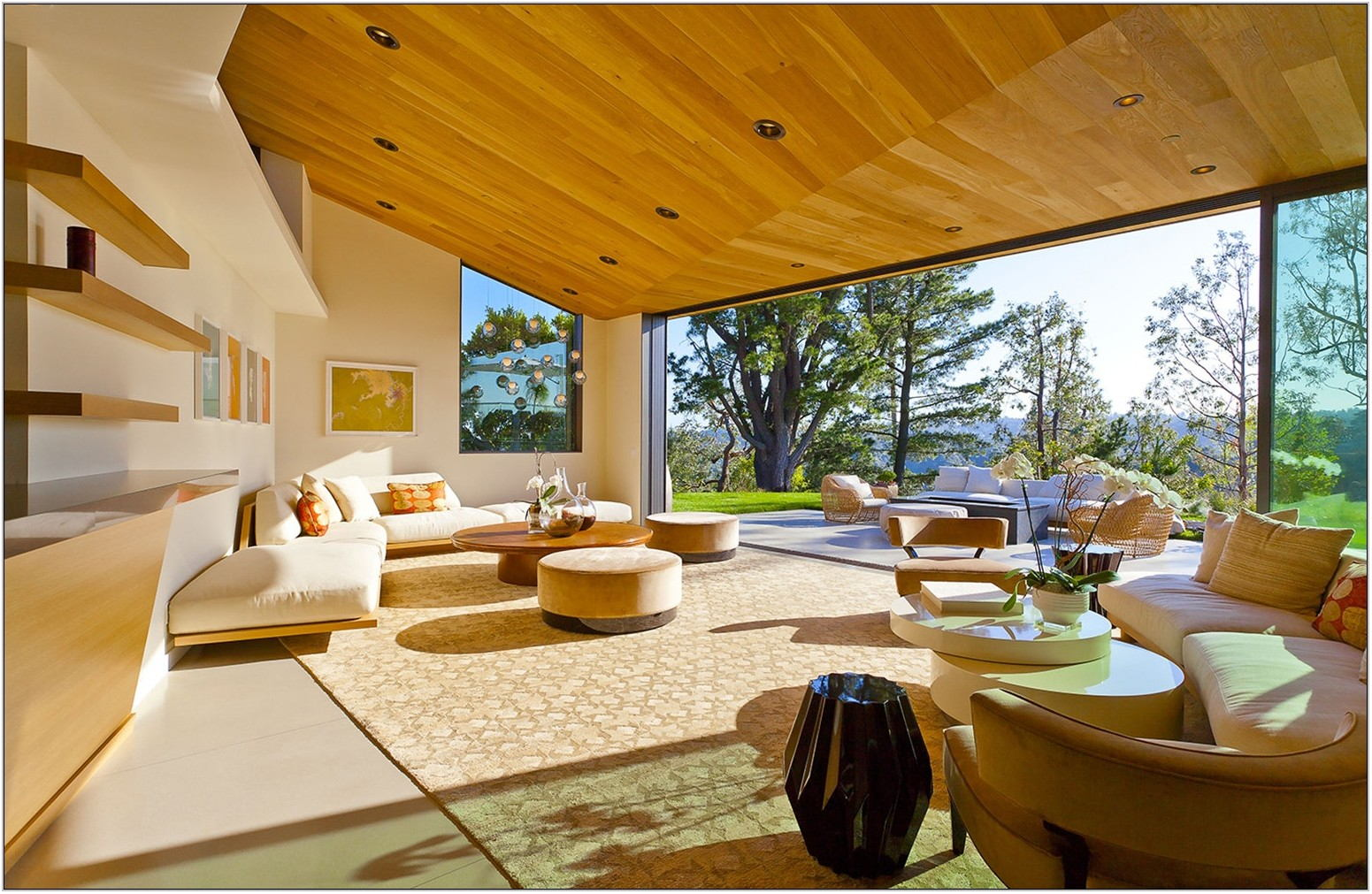 Indoor Outdoor Living Room