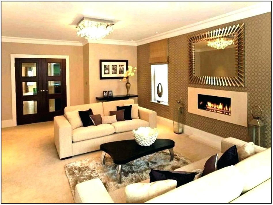 Interior Living Room Wall Colors
