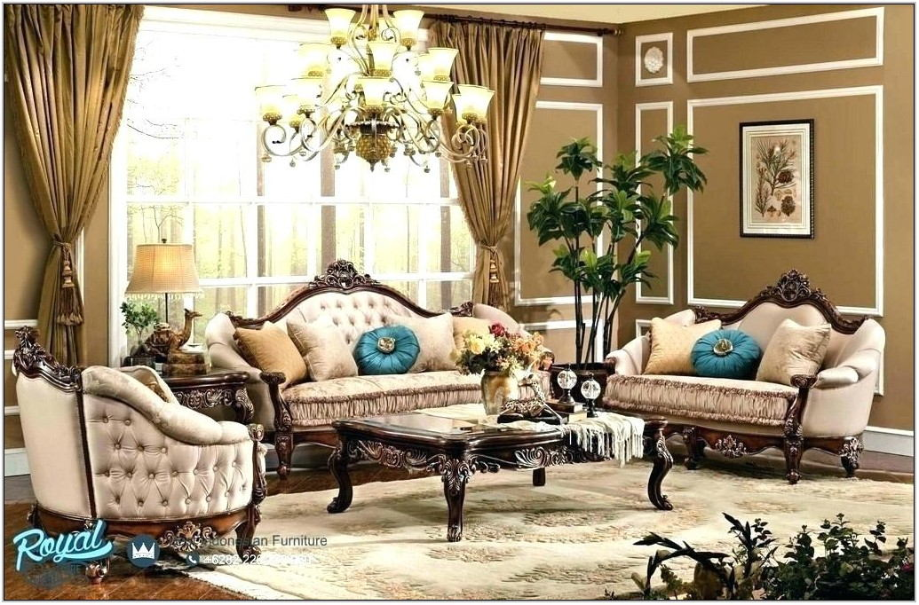 Jolly Royal Living Room Sets