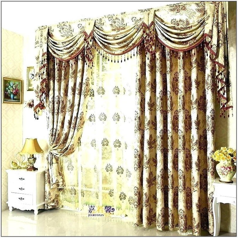 Lace Valances For Living Room