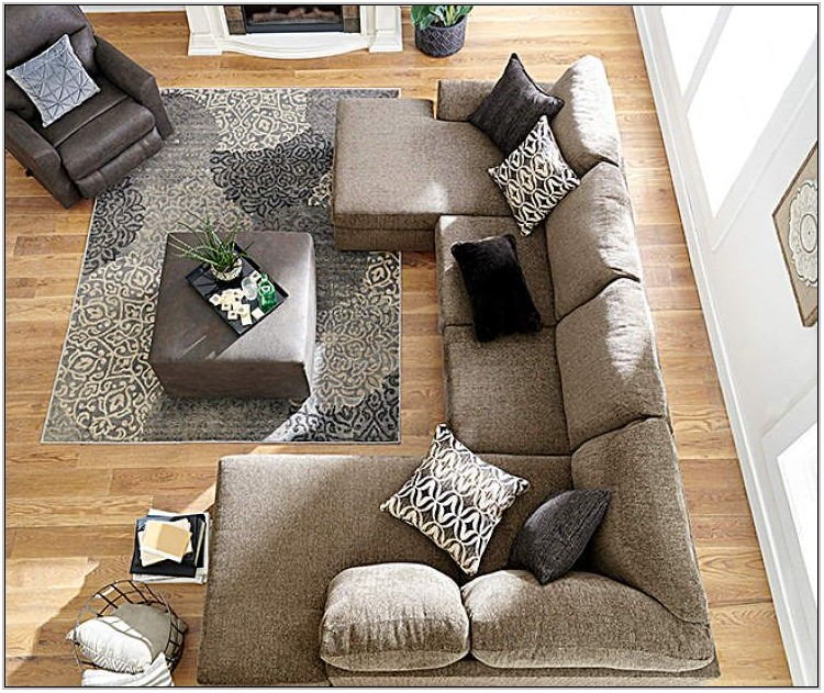 Lane Passage Mocha Living Room Collection