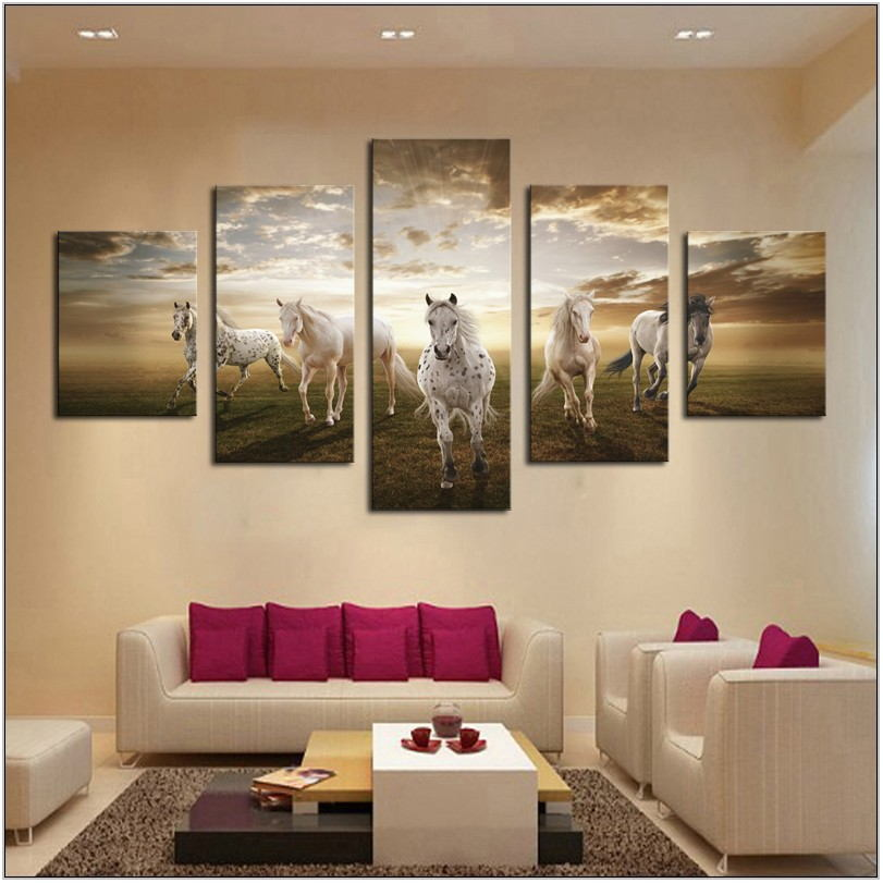 Large Canvas Wall Art For Living Room