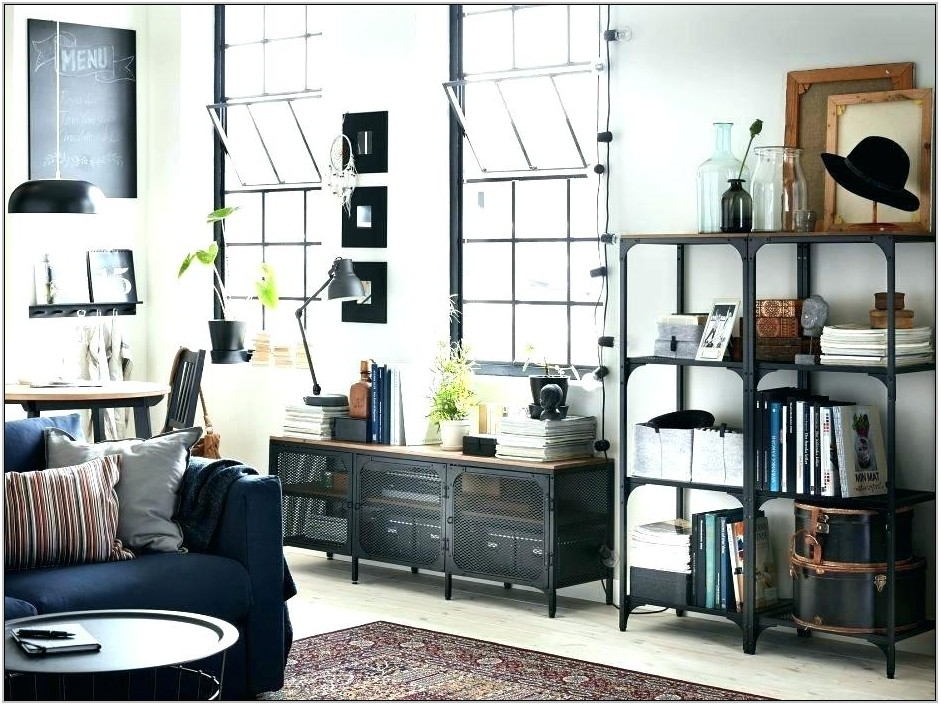 Large Living Room Storage