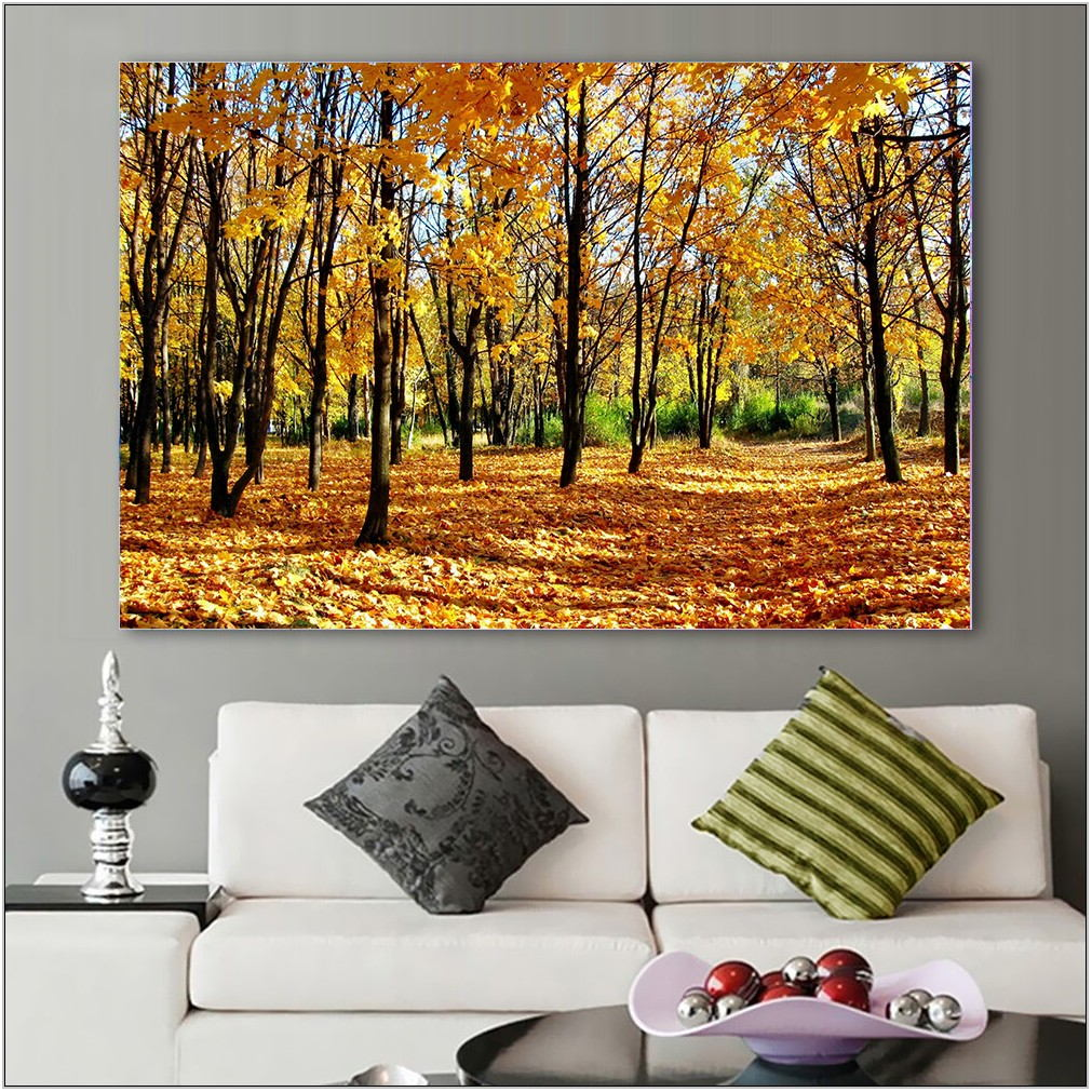 Large Size Paintings For Living Room