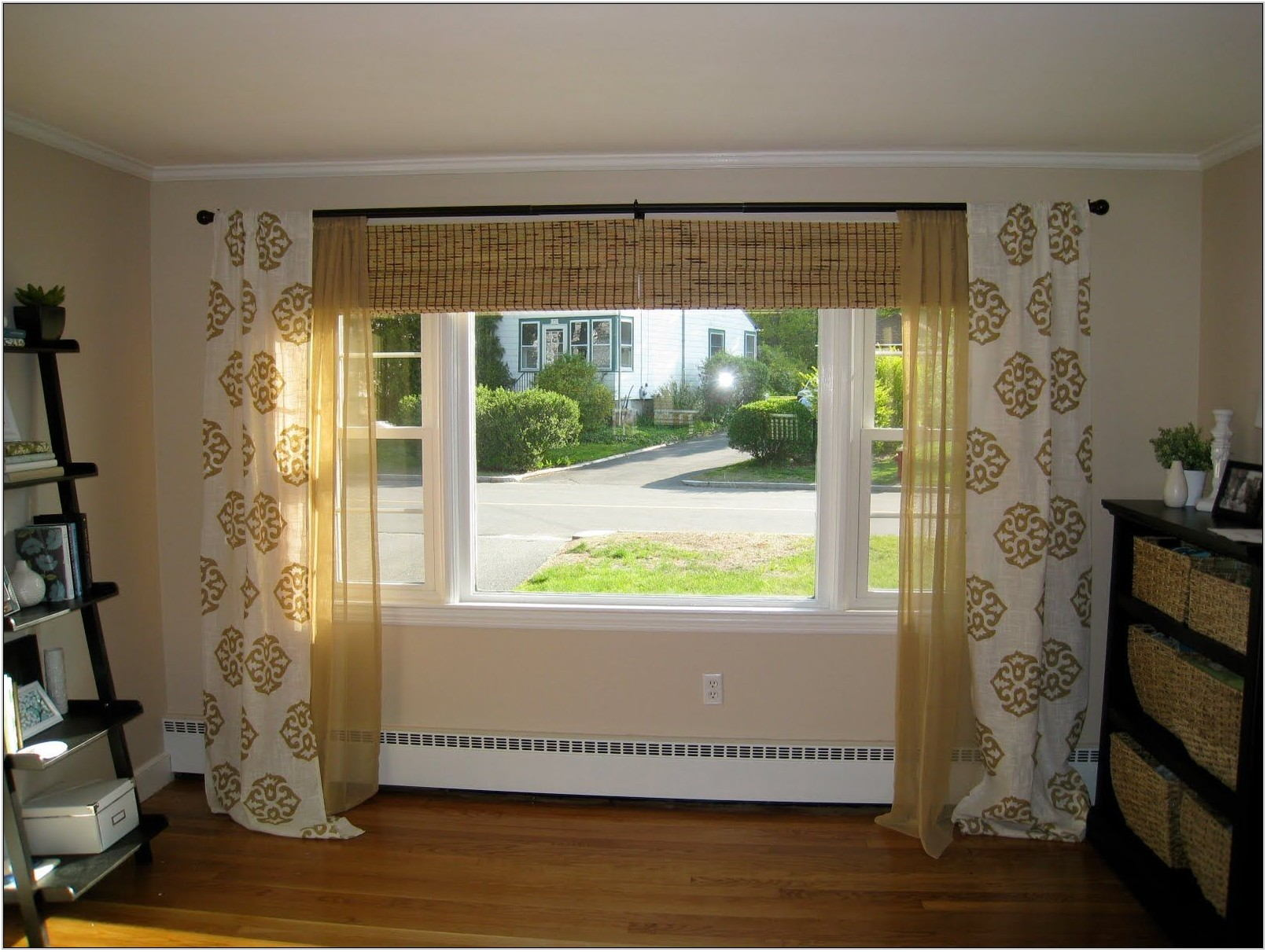 Large Window Ideas For Living Room