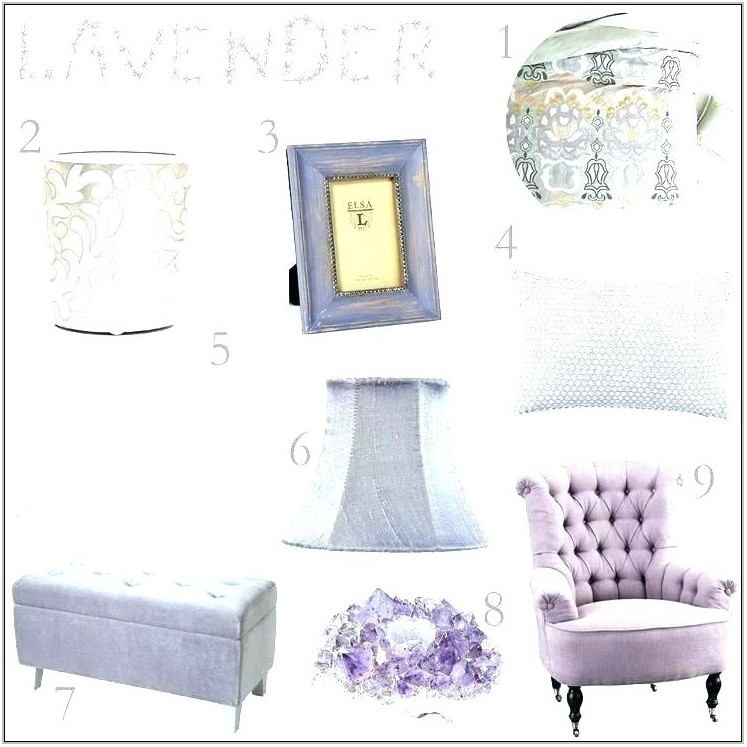 Lavender Living Room Set