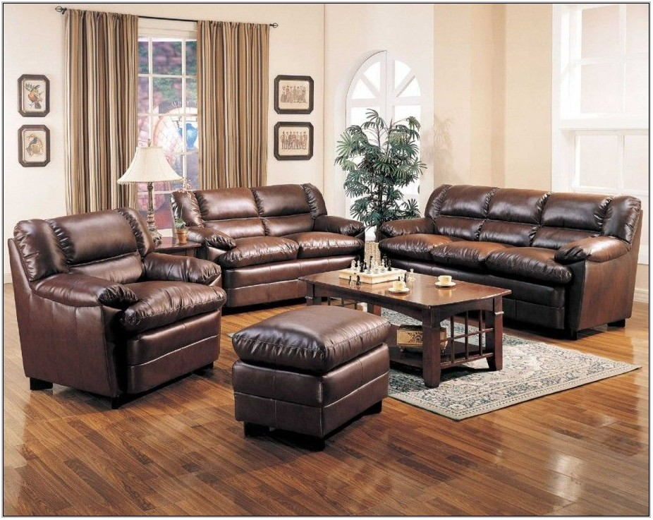 Leather Sofa Ideas For Living Room