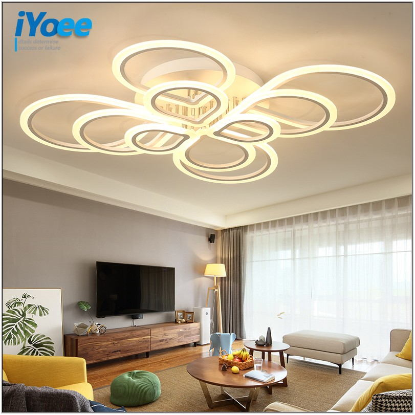 Led Chandeliers For Living Room