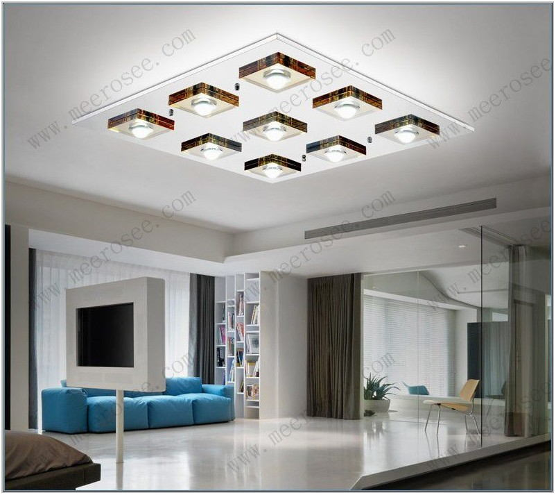 Led Light Fixtures For Living Room