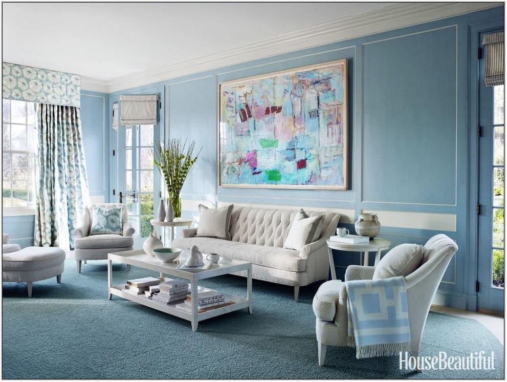 Light Blue Carpet Living Room