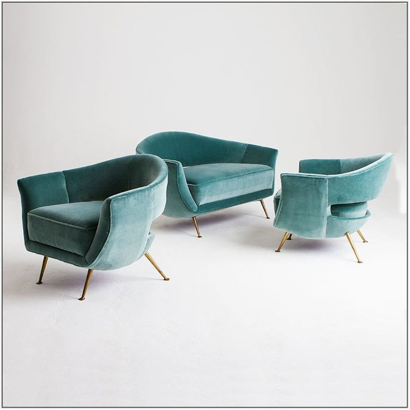 Light Blue Living Room Chairs