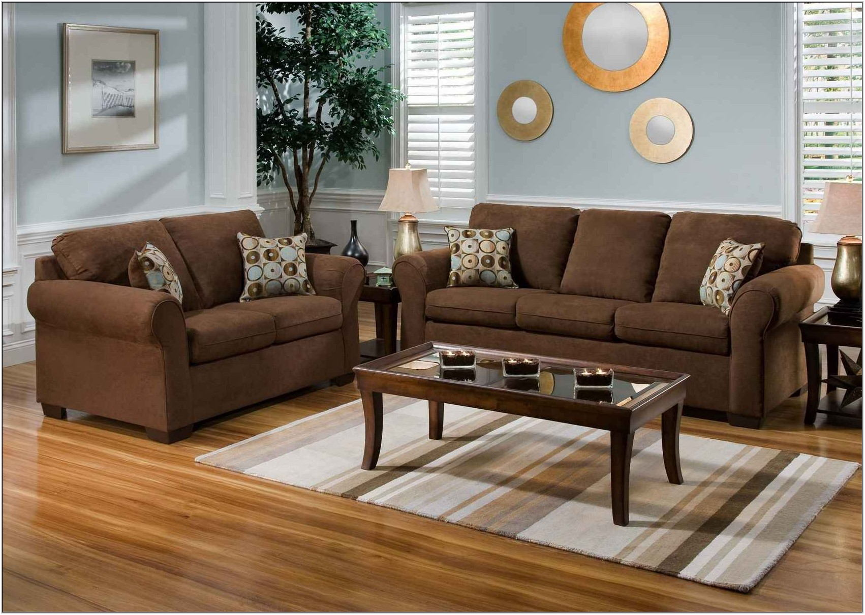 Light Brown Color For Living Room