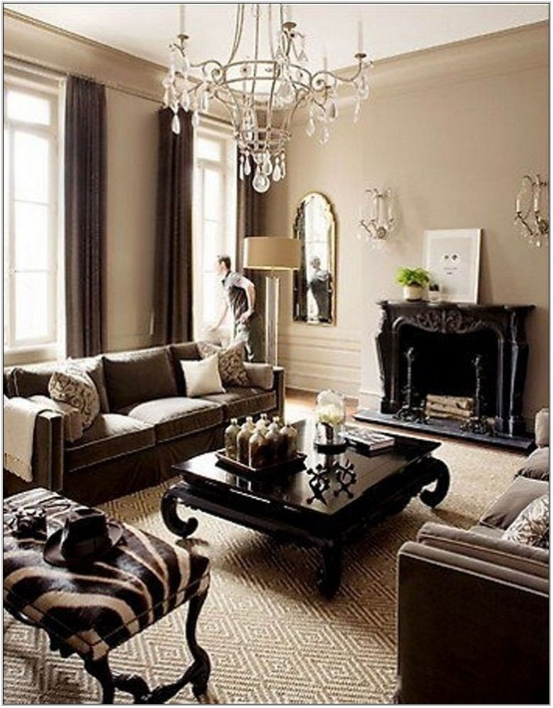Light Brown Couch Living Room