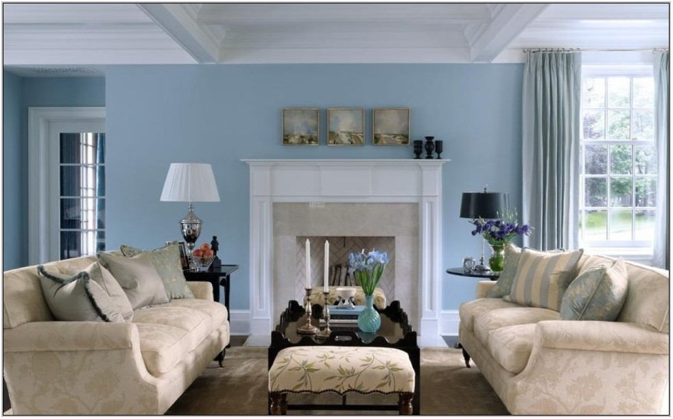 Light Colors To Paint Living Room