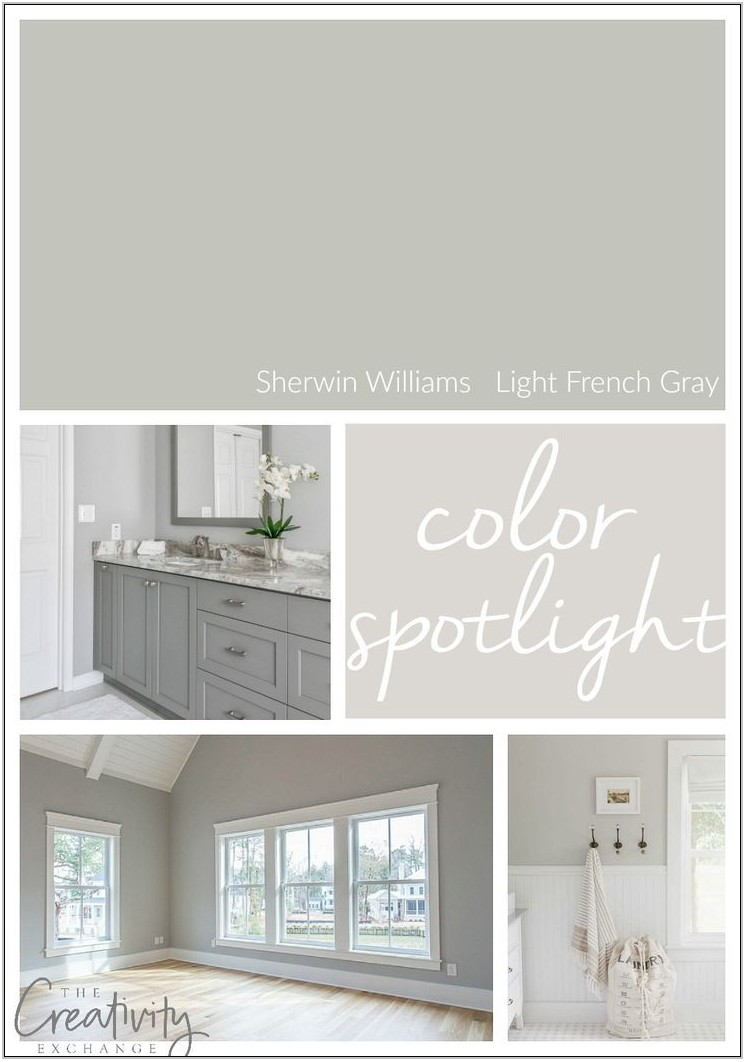 Light Gray Color For Living Room