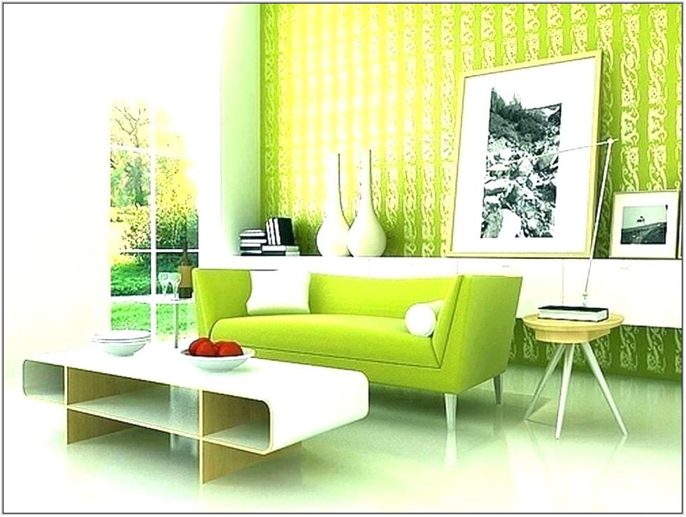 Light Green Paint For Living Room