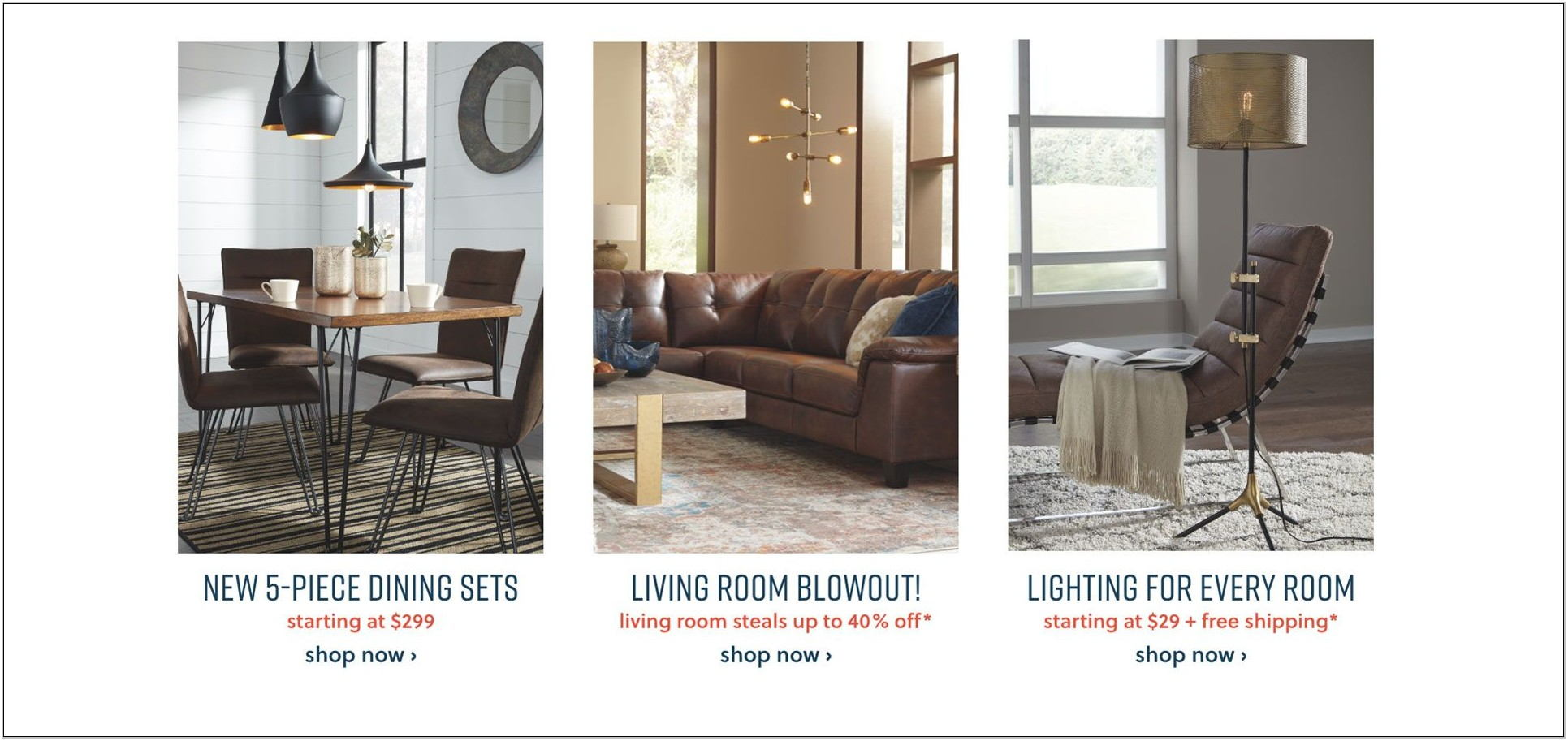 Lighting Sets For Living Room