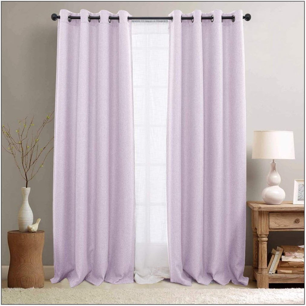 Lilac Curtains For Living Room