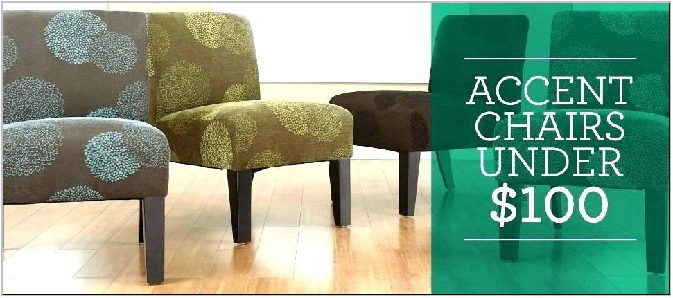 Living Room Accent Chairs Under 100