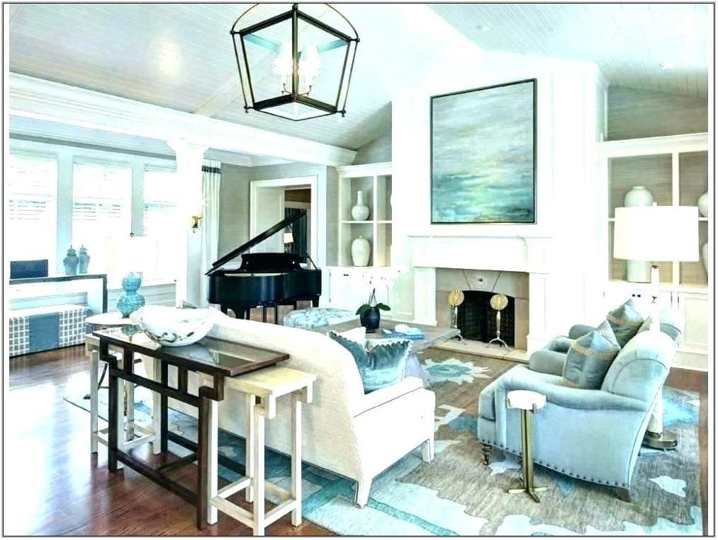 Living Room Accent Decor