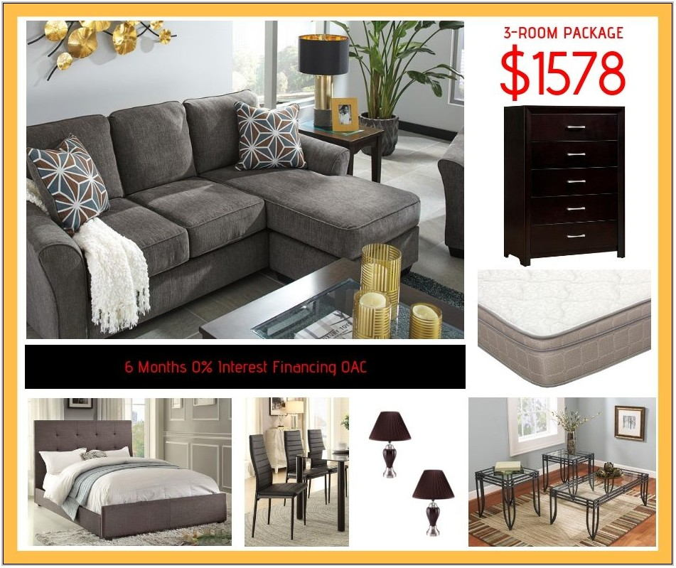 Living Room And Bedroom Packages