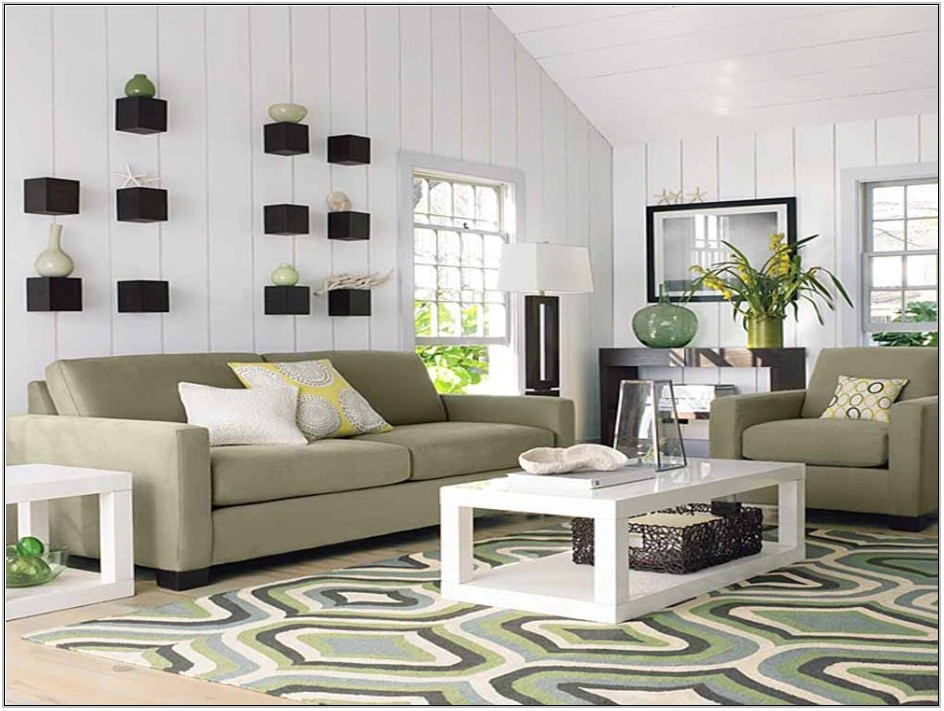 Living Room Area Rugs Contemporary