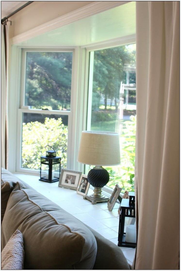Living Room Bay Window