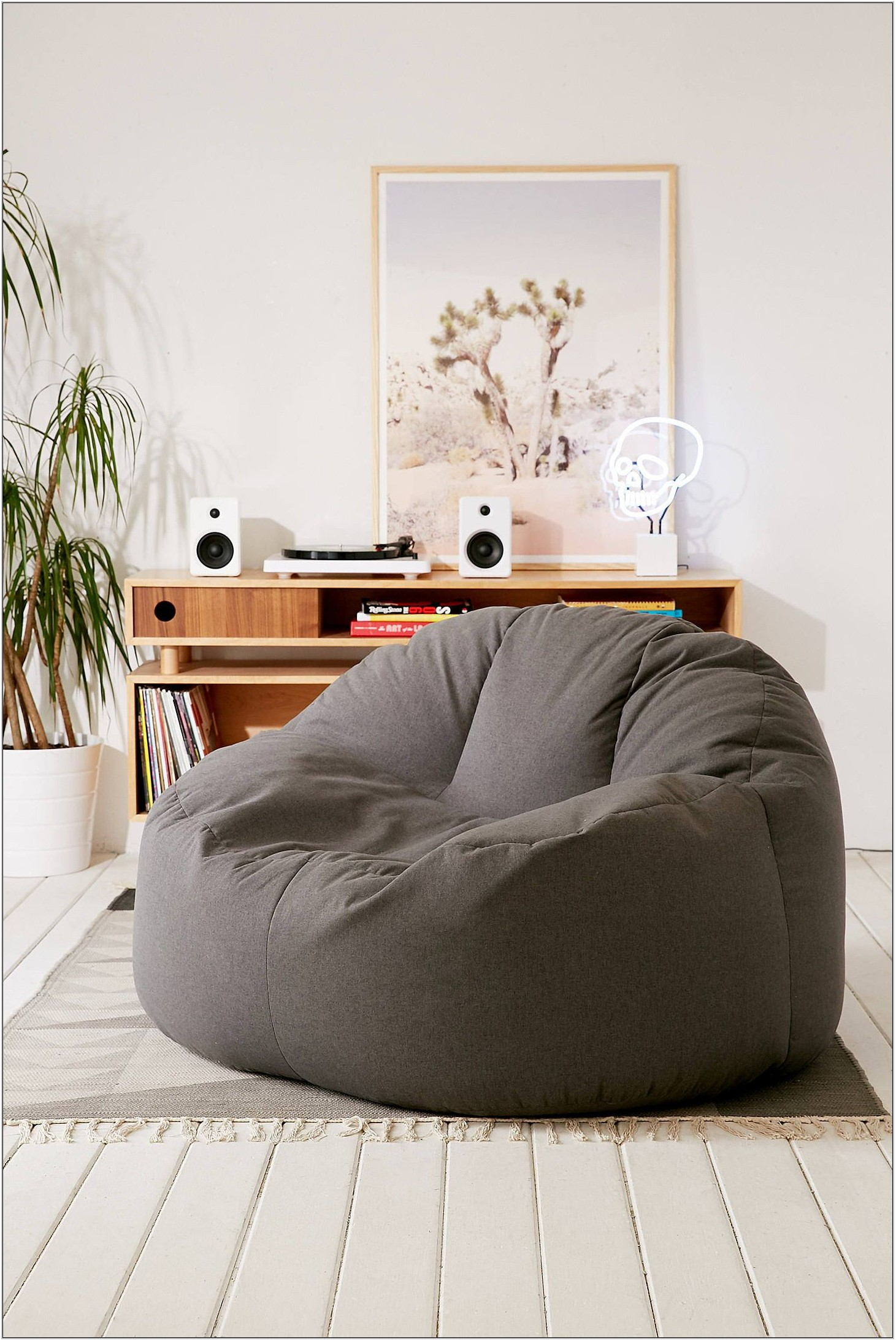 Living Room Bean Bag Furniture