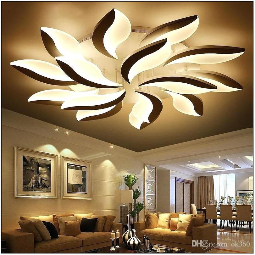 Living Room Ceiling Design 2019