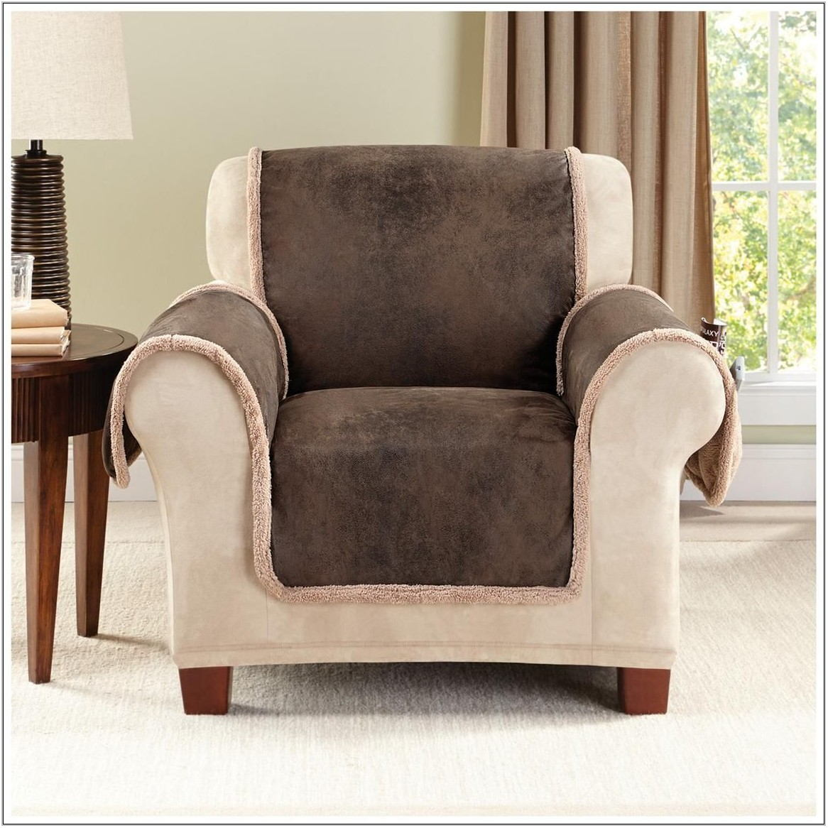Living Room Chair Arm Covers