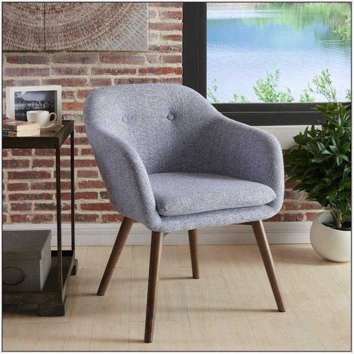 Living Room Chair Grey