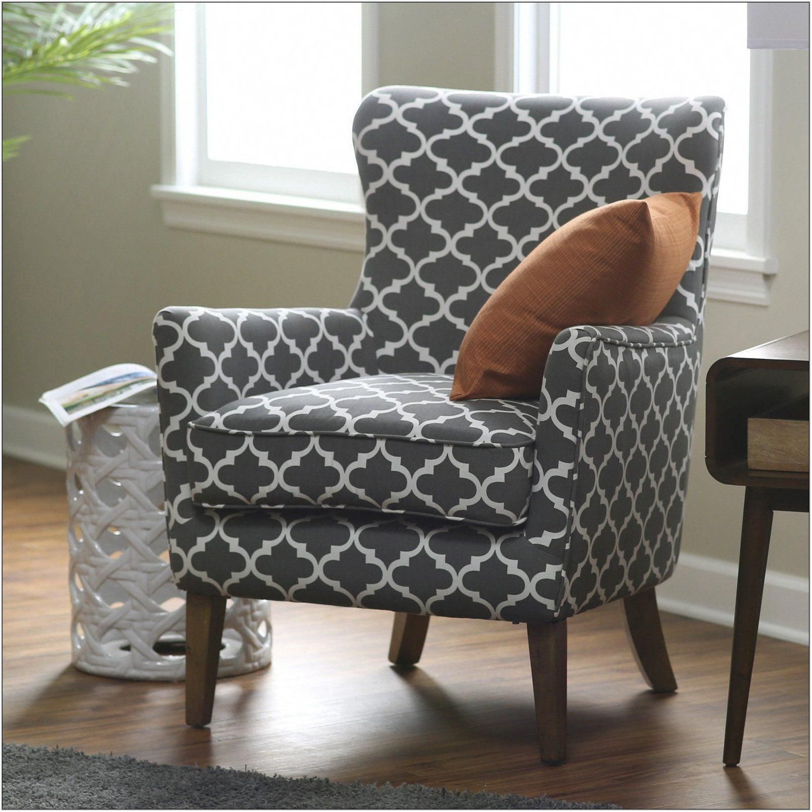 Living Room Chairs With Casters