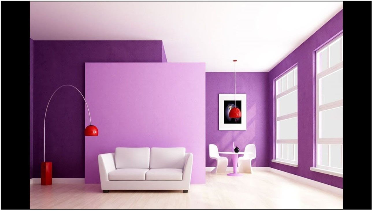 Living Room Color Paint Combination