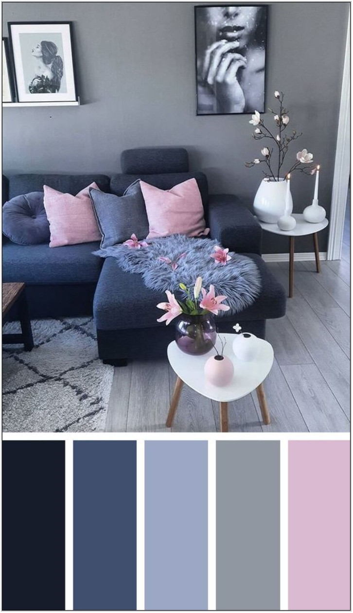 Living Room Color Schemes 2019
