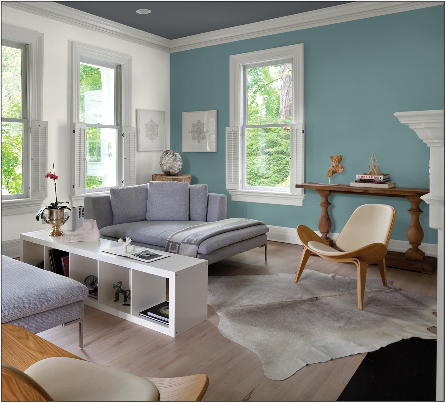Living Room Color Trends 2018