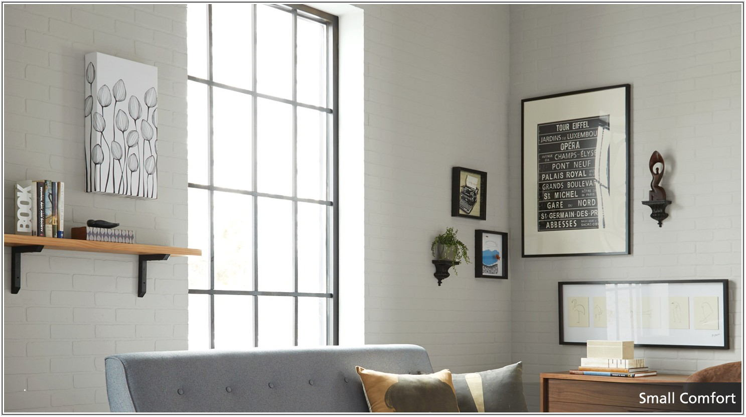 Living Room Colors For Small Spaces